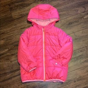 ☁️ Girls puffer jacket ☁️